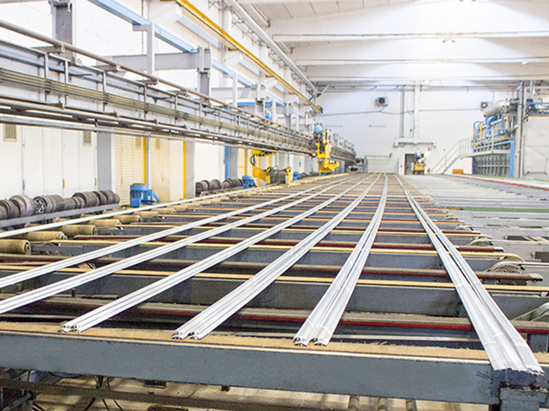 Al-Tra, führend in der Aluminiumextrusion