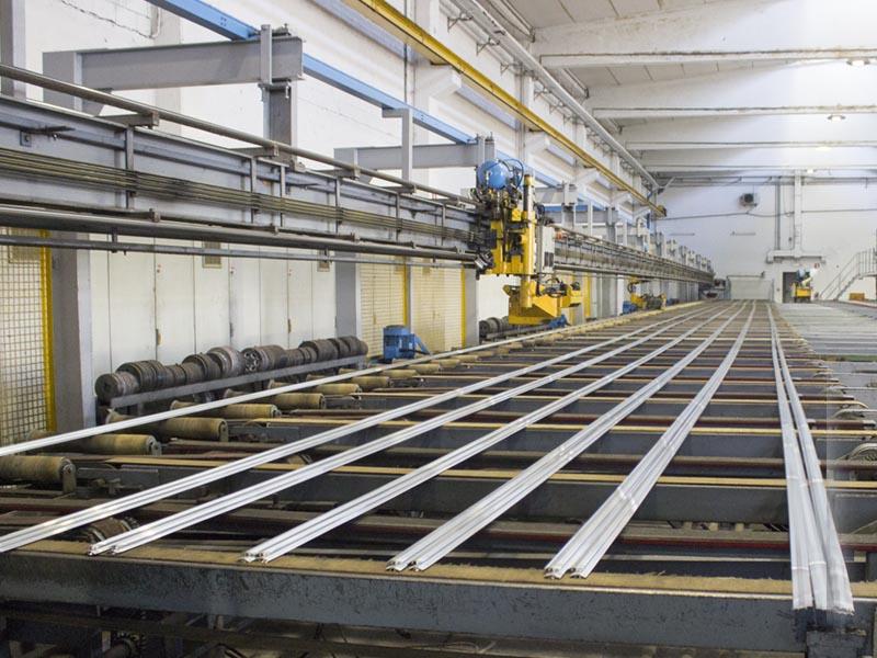 Al-Tra, azienda leader nella lavorazione di alluminio